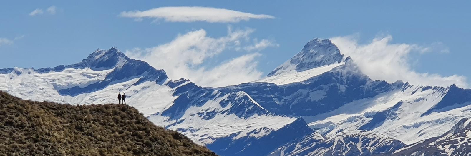 Alpine Lakes Heli Hike | Eco Wanaka