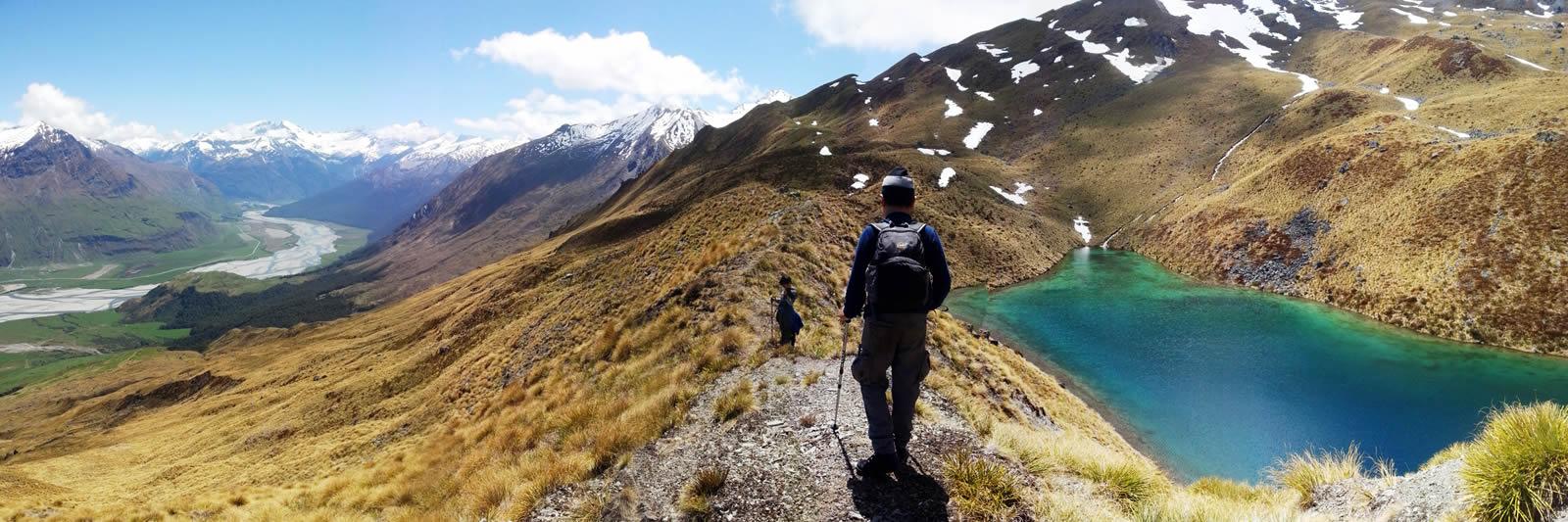 Wanaka Heli Hiking Guides | Eco Wanaka